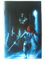 Red Sonja vs. Thulsa Doom #3 Dell'Otto Virgin Variant